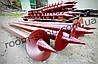 Свая винтовая (одновитковая, паля) диаметром 89 мм., длиною 1.5 метра, фото 2