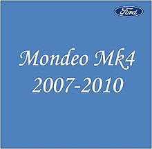 Ford Mondeo Mk4 2007-2010