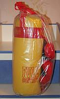 Боксерский набор БОЛЬШОЙ_ Full (груша 54 см. + пара перчаток)