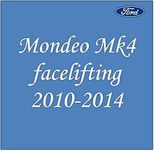 Ford Mondeo Mk4 рестайлінг 2010-2014