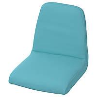 IKEA LANGUR Чехол на сиденье детского стула, синяя (803.469.84)