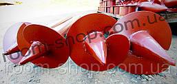 Однолопастные винтовые сваи (палі) диаметром 89 мм., длиною 4 метра, фото 3
