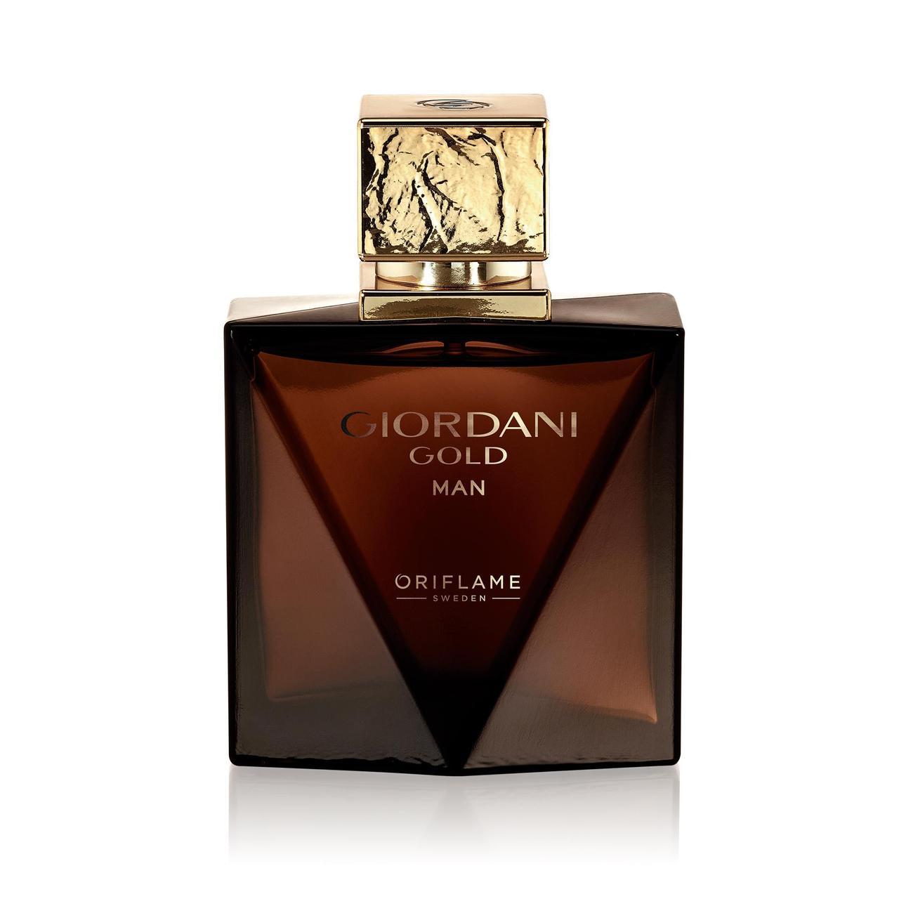 Туалетная вода Giordani Gold Man Oriflame