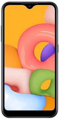 Samsung Galaxy A01 A015F 2/16Gb Black, фото 2