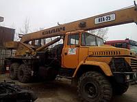 Аренда автокрана 25 тонн - Кран вездеход, фото 1