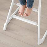 IKEA LANGUR Детское кресло, белое (192.526.15), фото 4