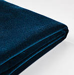 IKEA HENRIKSDAL Чехол для стула, длинный, Djuparp темно-зеленый синий (504.699.19), фото 2