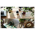 IKEA KULLABERG Стол, сосна, черный, 110x70 см (691.625.99), фото 5
