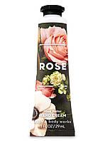 """Парфюмированный крем для рук """"Роза"""" Bath and body works hand cream Rose"""