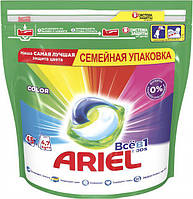 Капсулы для стирки Ariel Pods Все в 1 Color 45 шт