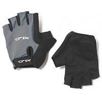 Перчатки для фитнеса XLC CG-S03 Apollo, черно-серые, S (2500137500)