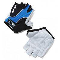 Перчатки для фитнеса XLC CG-S04 Atlantis, сине-серо-черные, XL (2500139800)