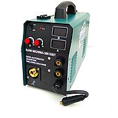 Сварочный инверторный полуавтомат Spektr SAIW MIG/MMA-380 IGBT(два дисплея)
