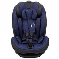 Автокресло Rant IQ isofix Genius Line 9-36 кг Blue (4630053754108) КОД: 4630053754108
