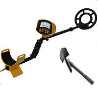Металлоискатель Discovery Tracker MD9020C + лопата  КОД: YDJFLGFDJ78FJF
