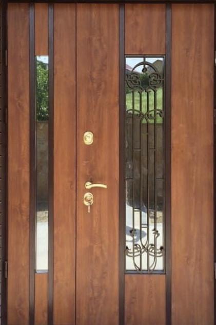 Двері вхідні вуличні STRAJ (Страж) Болонія Ріо