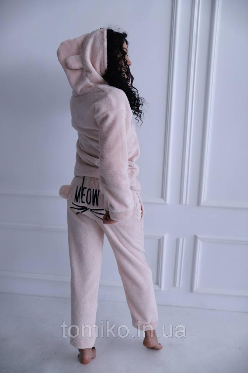 Пижама-костюм тёплый