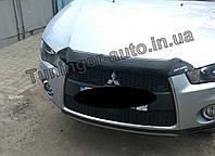 Дефлектор капота Mitsubishi Outlander XL 2010-2012 (EGR)