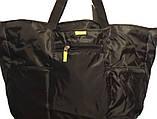 Сумка-трансформер, шоппер,сумка ручная кладь, сумка дорожная, пляжная, фото 3