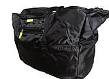 Сумка-трансформер, шоппер,сумка ручная кладь, сумка дорожная, пляжная, фото 2