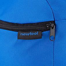 Рюкзак NEWFEEL Abeona синий 17л, фото 3