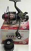 Котушка BratFishing COYOTE 5 000 з байтраннером RD 9+1, фото 1