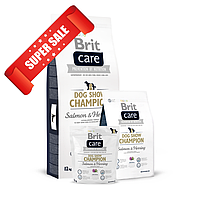 Сухой корм для собак Brit Care Dog Show Champion Salmon & Herring 12 кг