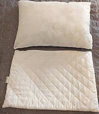 Подушка Готель Плюс 50х70 со съемным наперником, фото 3