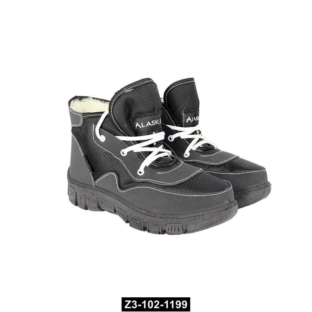 Зимние ботинки - кроссовки подростковые, 40 размер / 25.5 см, Z3-102-1199