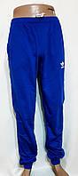 Трикотажные спортивные штаны(синий и зелёный), фото 1
