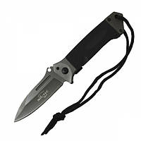 Нож MIL-TEC TASCHENMESSER DA35 Black, фото 1