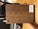 Двери межкомнатные Омис Классика ПГ ПВХ глухая, цвет ольха европейская, фото 3