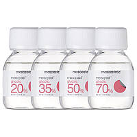 Пилинг на основе гликолевой кислоты для омоложения кожи 35%, 50мл