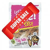 Лакомство для здоровья зубов собак Brit Let's Bite Chompin Sage 150 г