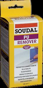 Очиститель пены Soudal PU Remover 100 мл