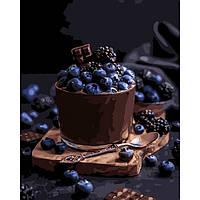 Картина по номерам Соблазнительный десерт ТМ Идейка 40 х 50 см КНО5574