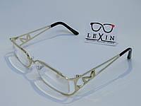 Очки для коррекции зрения с диоприями Z018