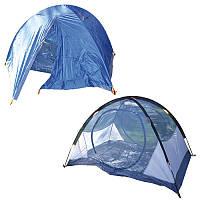 Палатка туристическая 2.1 * 2.1 * 1.4 м двухместная Stenson арт.R17811