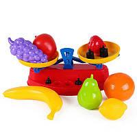 """Іграшка """"Набір фруктів Технок""""с весами(16)"""