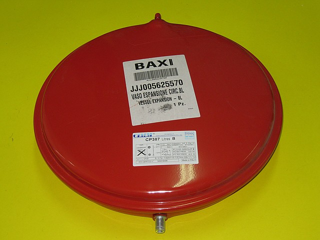 Расширительный бак 8 л 5625570 Westen Energy, Star, Baxi Eco, Luna