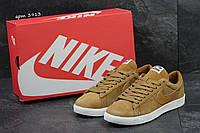 Кроссовки Nike Supreme, рыжие, 43р. по стельке - 27,7см.