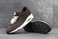Кроссовки Nike 87, коричневые, 44 размер, 28 см