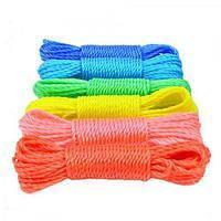 Шнур для белья 15м. пластиковый 10 шт / уп