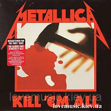 Вінілова платівка METALLICA Kill 'em all (1983) Vinyl (LP Record)