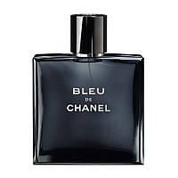 Chanel Bleu de Chanel Туалетная вода 100 ml (Шанель Блю Де Шанель) Мужские Духи Парфюм Мужской Blu Блу Мужская