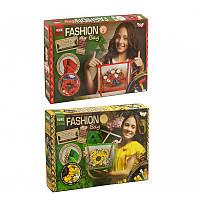 "Набор для творчества ""Fashion Bag"" вышивка лентами (6) 5659"