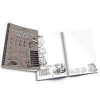 Комплект креативного творчества SKETCH BOOK рос. (40) 6632