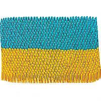 """Модульное оригами """"Флаг Украины"""" 888м (24)"""