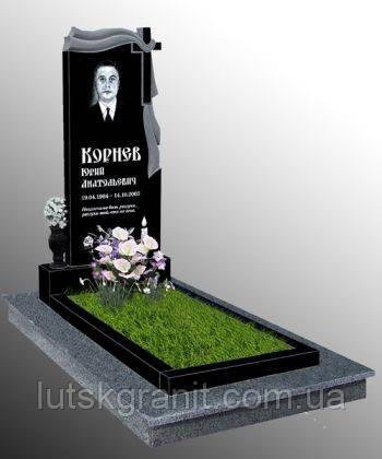 """Виготовлення пам """" ятників Луцьк з каменю та крихти"""