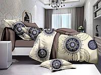 Постельное белье семейное хлопок (14489) TM KRISPOL Украина